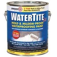 Zinsser 05021 1g Watertite Lx Latex Mildew Proof Waterproofing Paint Electronics