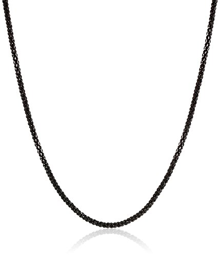 Black Stainless Steel Chain