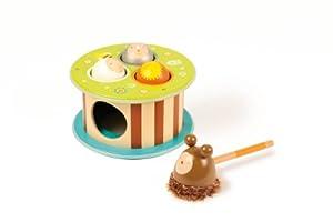 House of Toys 773665 - Juego de martillo y bolas