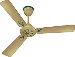 Luminous Ecstasy 1200mm 70-Watt Ceiling Fan (Jade Gold)