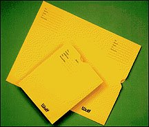Wolf X-Ray Film Filing Envelopes, 500/bx