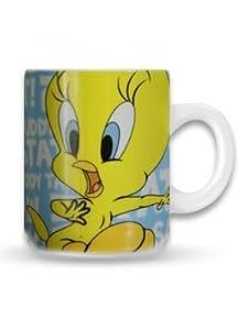 Tweety Pie Mug, Looney Tunes