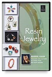 Creative Catalyst Resin Jewelry DVD - Resin Jewelry DVD
