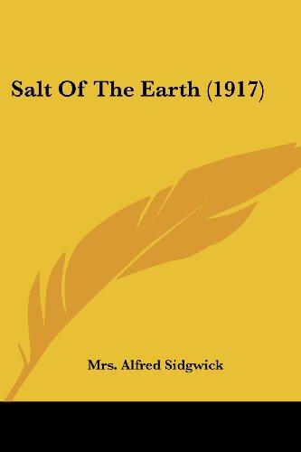 Salt of the Earth (1917)