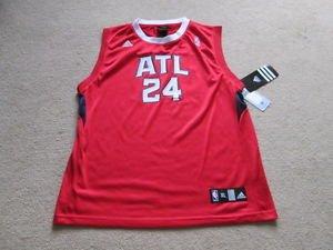 Atlanta Hawks NBA Basketball Jersey Shirt - Williams #24