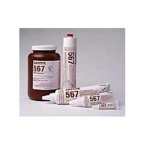Amazon.com: Loctite 567 Threadlocker - White Liquid 50 ml Bottle