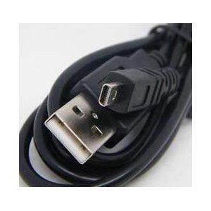 Bargains Depot® 5ft USB Data Transfer Cable Cord For GE General Electric E1030, E1035, E1040, E1050TW, E1055W Camera