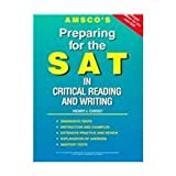 Preparing for the SAT: Reading and Writing (1567651240) by Christ, Henry I.