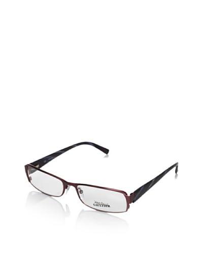 Jean Paul Gaultier Women's VJP 133 Eyeglasses, Red