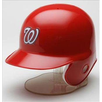 MLB Washington Nationals Replica Mini Baseball Batting Helmet at Amazon.com