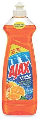 COLGATE PALMOLIVE 44653 Ajax/Bonus, 19.2 oz, Orange