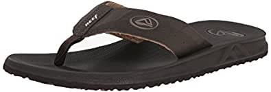 Reef Phantoms, Tongs homme - Marron (Brown), 39 EU (7 US)