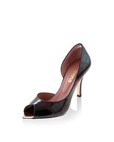 SIENNA Open-Toe Nero EU 39