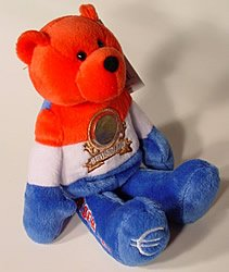 Limited Treasures Netherland Nederland Euro Coin Bear