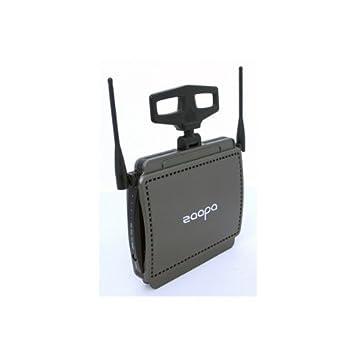 Zaapa ZW-BR11NT - Router, velocidad de transferencia de 300 Mbps, •compatible con los estándares 802.11 B, G, N