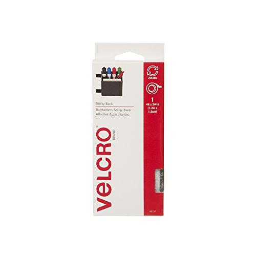 VELCRO Brand - Sticky Back - 4' x 3/4