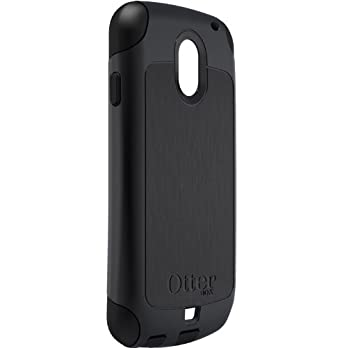 Otterbox SAM4-I515X-20-E4OTR Commuter Series Hybrid Case for Samsung Galaxy Nexus - 1 Pack - Retail Packaging - Black