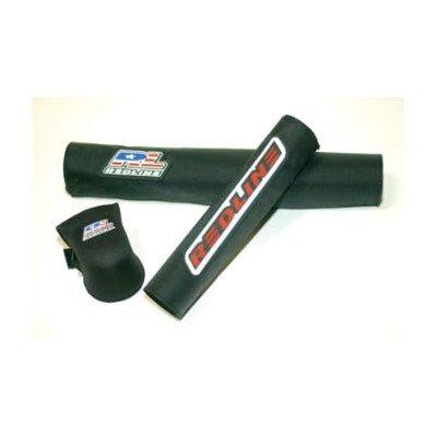 Redline BMX Pad Set Black from Redline