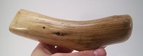 western-juniper-cedar-wood-knife-wand-handle-hand-sanded-tung-oil-finish-h40