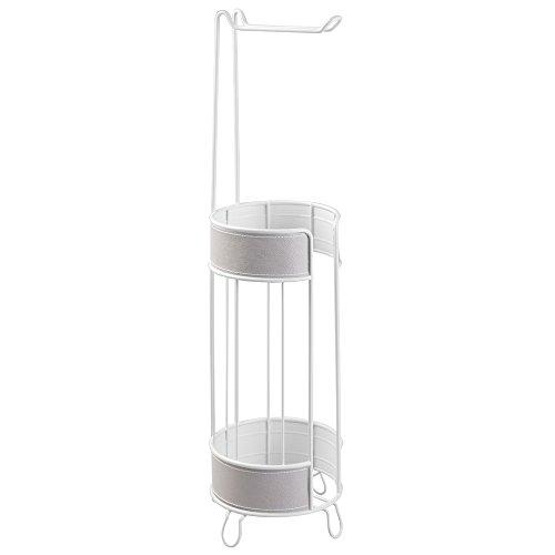 interdesign-lauren-free-standing-soporte-de-rollo-de-papel-higienico-para-cuarto-de-bano-acero-color