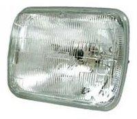 6 Pack GE Lighting H6054 Automotive High/Low Beam Light Sealed Beam Halogen Headlight Bulb (18534) 1 Lamp per Box