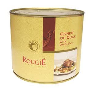 Confit of Duck w/Duck Fat Canned 67.5 oz: Amazon.com: Grocery