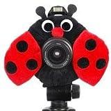 Camera Creatures Lady Bug Portrait Posing Prop
