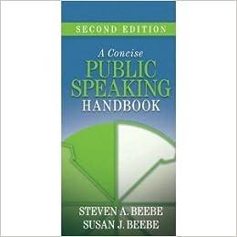 Pdf speaking concise public handbook