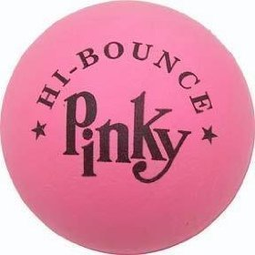 Amazing PINKY Hi- Bounce Balls: 2.25 Inch Party Favor - 1