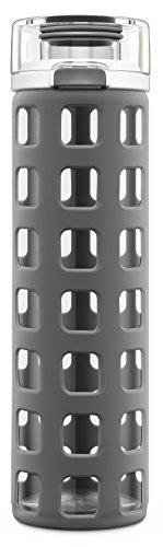ello-syndicate-bpa-free-glass-water-bottle-with-flip-lid-grey-20-oz