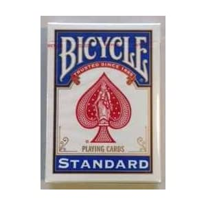Bicycle Playing Cards - Red or Blue