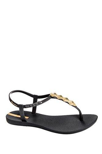 Cleo Shine Flat Sandal