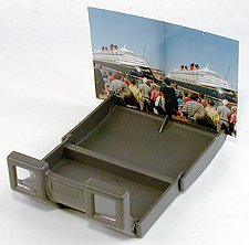 3D Folding Viewer for Fujifilm FinePix Real 3D W3 3D pictures