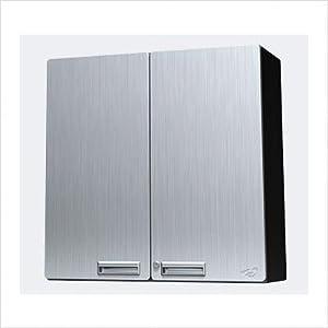 "Overhead Storage Cabinet Size: 30"""