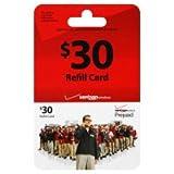 31kx11tmx7L. SL160  Verizon $30 ToGo Prepaid Refill Card
