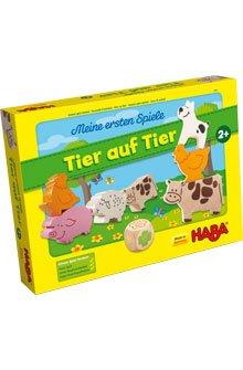 Haba MES Tier auf Tier (4680) Habermaass GmbH