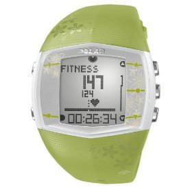 Cheap Polar FT40 Women's Heart Rate Monitor Watch (Green) – Size XS/SM Strap (B002RBH5LW)