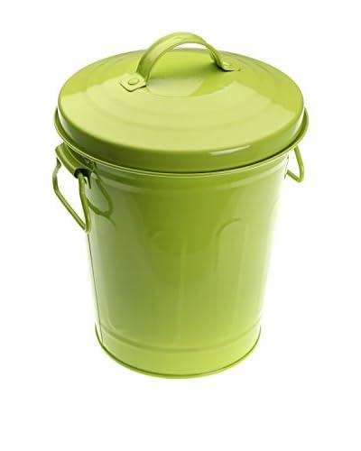 Zings Cubo De Basura 3 L Verde