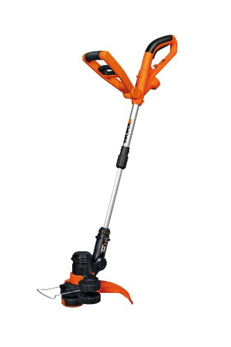 Worx Wg118 15-Inch Wheeled Electric Grass Trimmer/Edger, 6.0 Amp