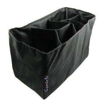 Comicfs Baby Diaper Bag Insert Organizer (Dimensions: 12 X 6.4 X 8 Inch, Black)