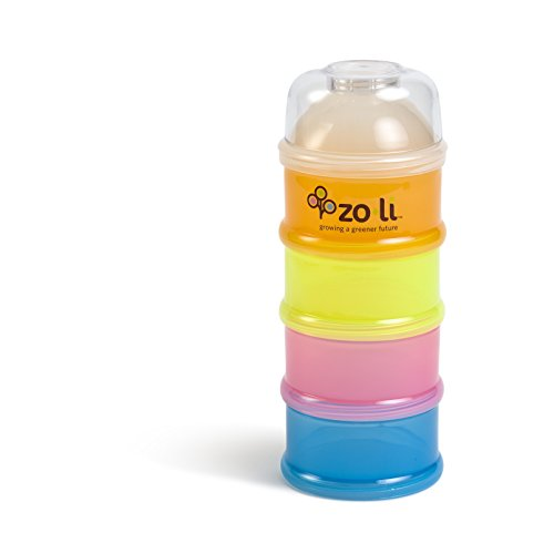 ZoLi On-the-Go Formula and Snack Dispenser