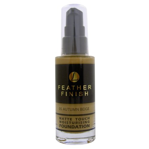 Mayfair, Feather Finish, Fondotinta opacizzante idratante, 05 Autumn Beige, 30 ml