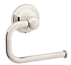 Hansgrohe 06093830 C Toilet Paper Holder, Polished Nickel