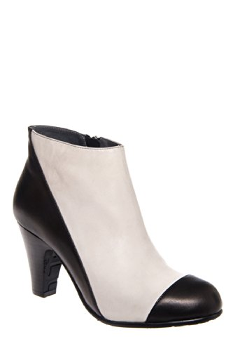 Chocolat Blu Dale High Heel Coloblock Bootie
