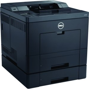 Dell C3760DN Laser Printer - Color - 2400 x 600