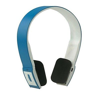 Mch-Bluetooth 2Ch Stereo Audio Headset(V3.0+Edr) For Iphone, Ipad, Ipod Touch And More , Black
