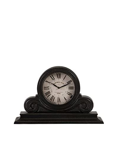 Mantle Clock, Black As You See
