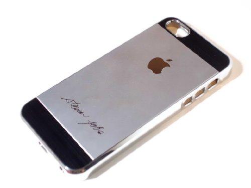 iPhone5 アルミハードケース スティーブ ジョブスmodel