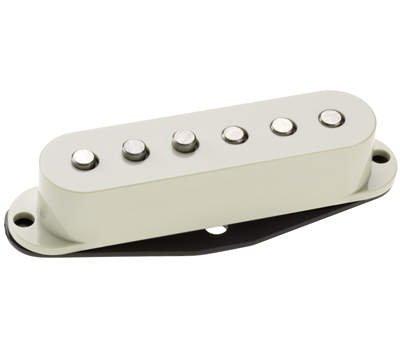 Dimarzio Dp409 Virtual Vintage Heavy Blues 2 Guitar Pickup, Aged White