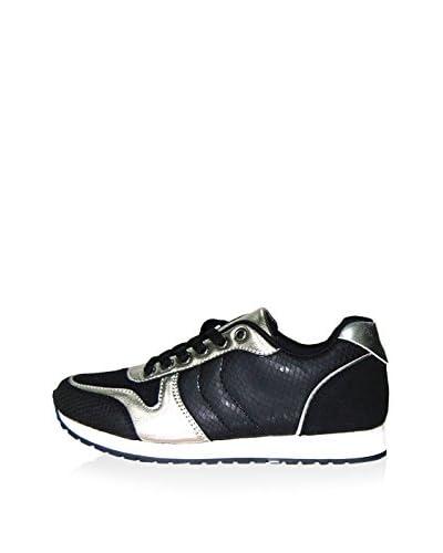 MARTINA BLUE GLAM Sneaker [Nero]